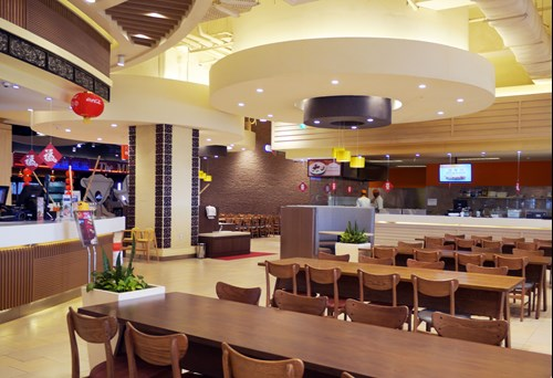 Pierre Tami's newest restaurant venture in Aeon Mall